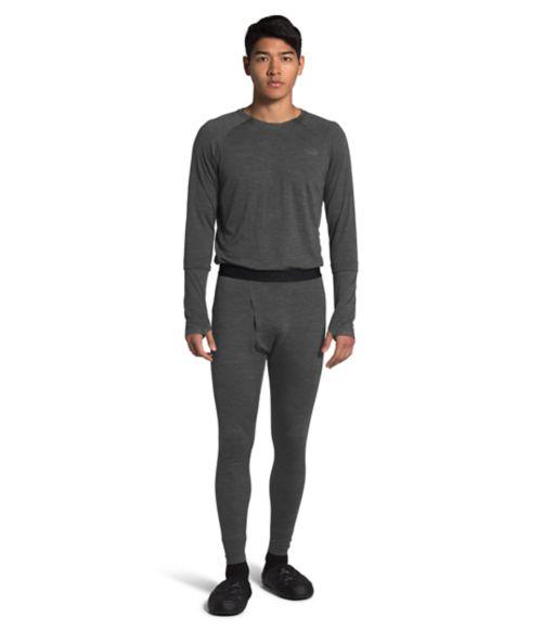 Men's Ultra-Warm Wool Boot Tights-