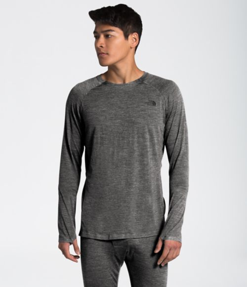 Chandail ultrachaud en laine pour hommes-