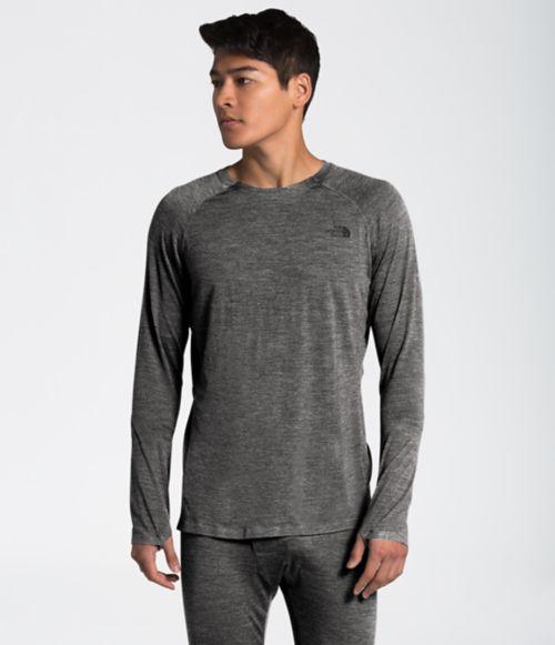 Men's Ultra-Warm Wool Crew Shirt | The North Face