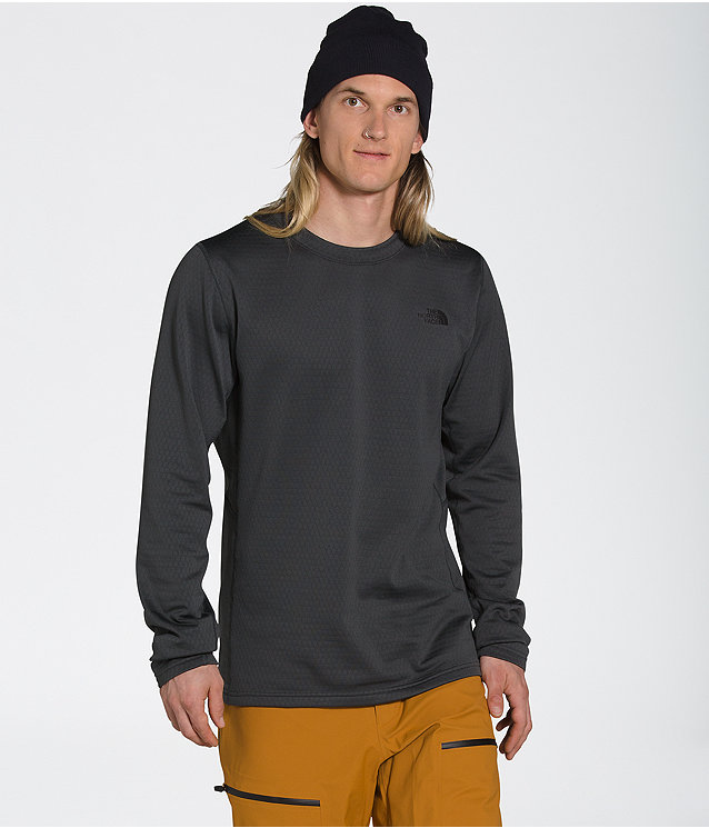 Men's Ultra-Warm Poly Crew