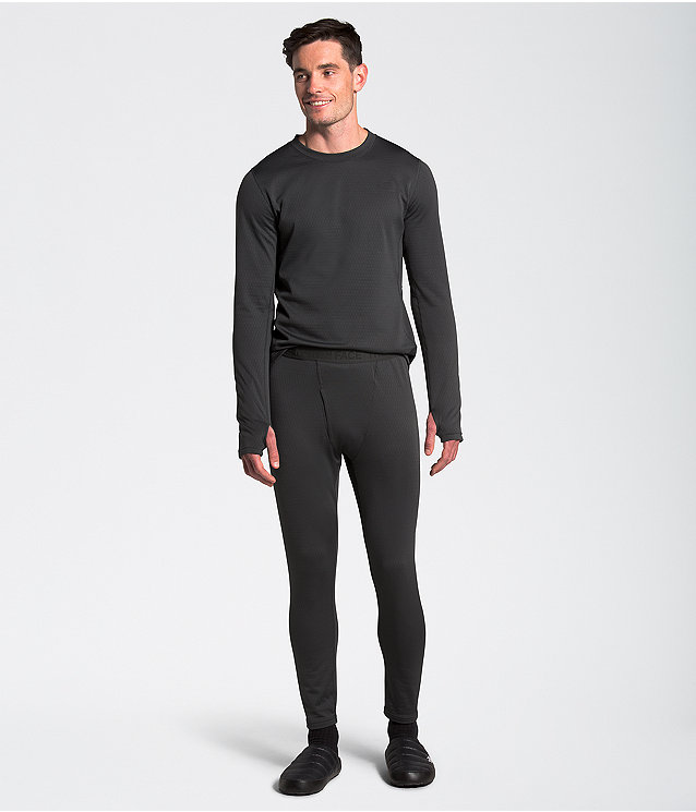 Men's Ultra-Warm Poly Tights