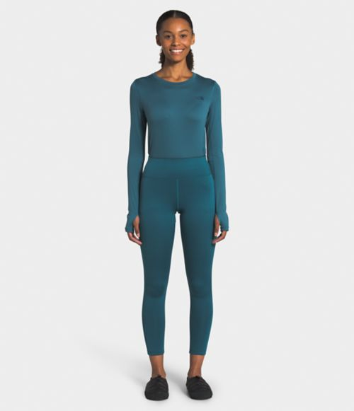 Women's Ultra-Warm Poly Tights | The North Face