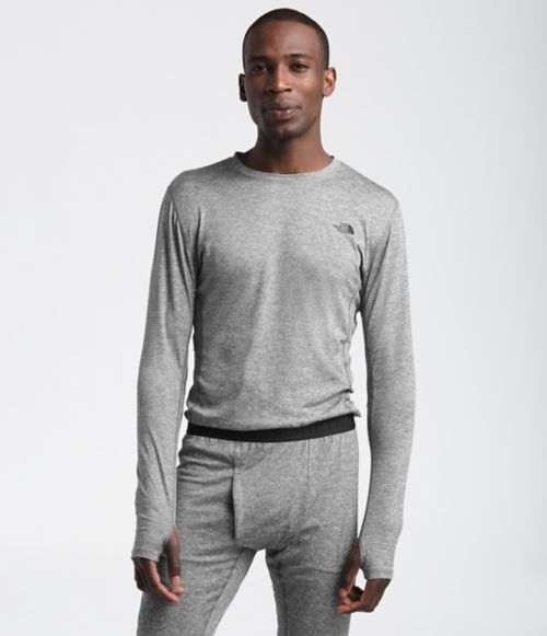 Men's Warm Poly Crew-