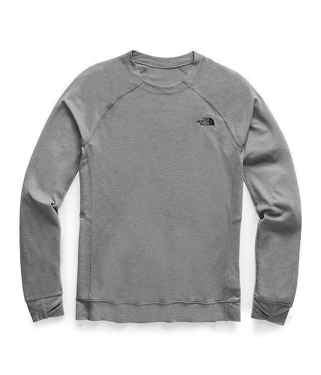 Men's Warm Wool Blend Crew