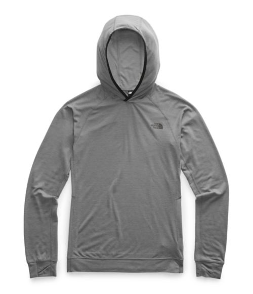 Men's Warm Wool Blend Hoodie-