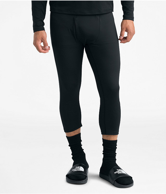 Men's Warm Poly Capris