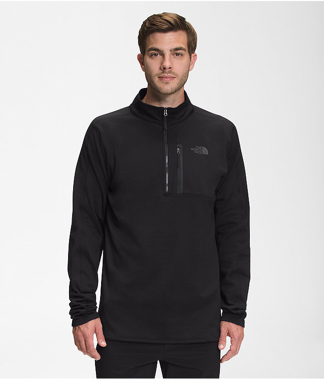 Men's Canyonlands ½ Zip Fleece —Tall
