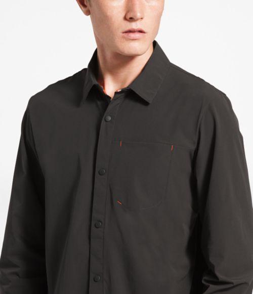 Men's North Dome Long-Sleeve Shirt-