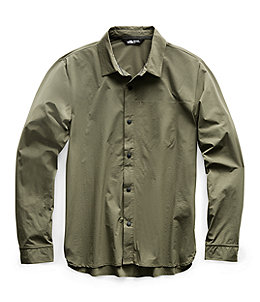 fedd10b94 Men's North Dome Long-Sleeve Shirt