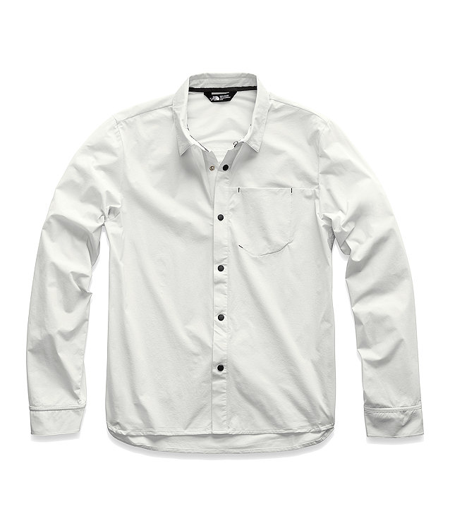 Men's North Dome Long-Sleeve Shirt