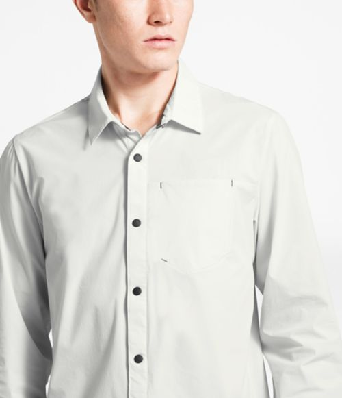 Men's North Dome Long-Sleeve Shirt-
