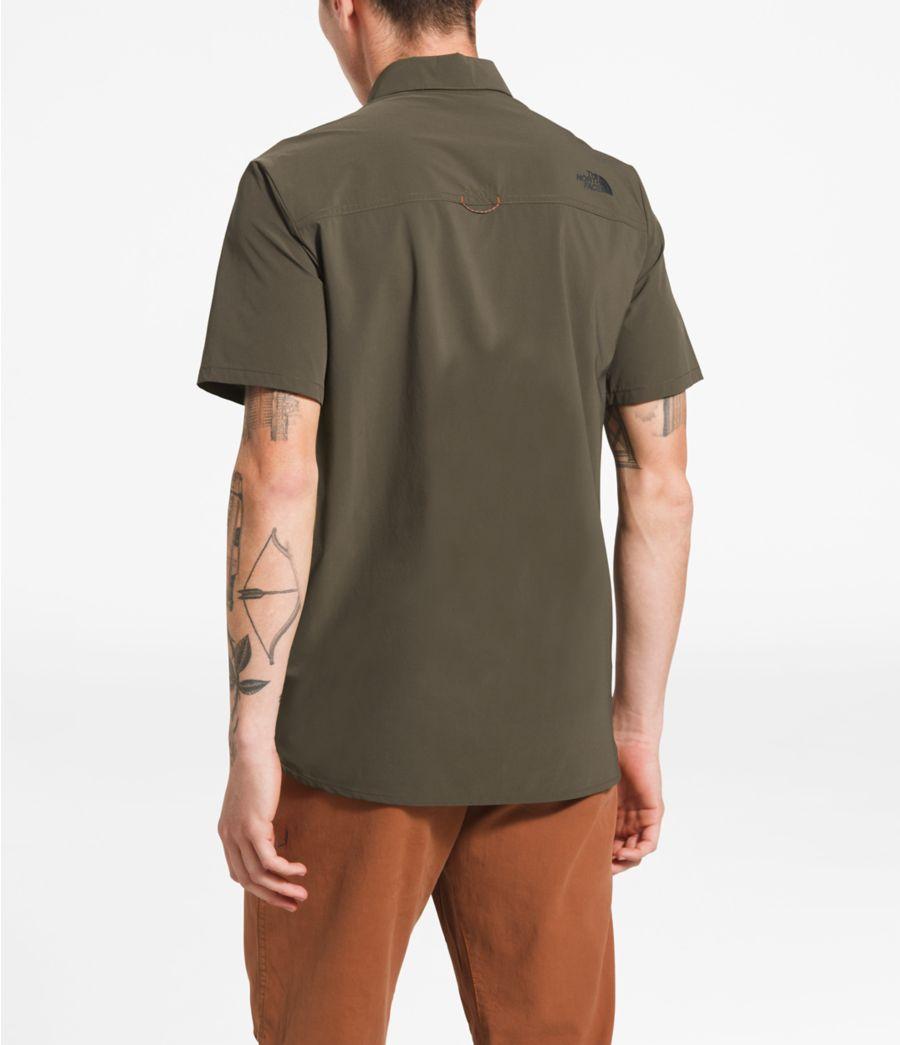 Men's North Dome Short-Sleeve Shirt-