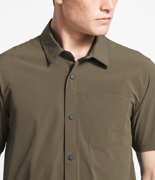 Men's North Dome Short-Sleeve Shirt-