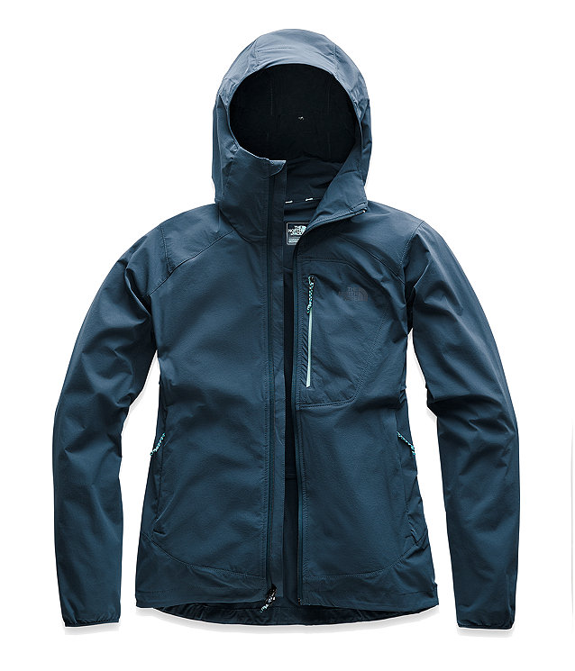 Women's North Dome Stretch Wind Jacket