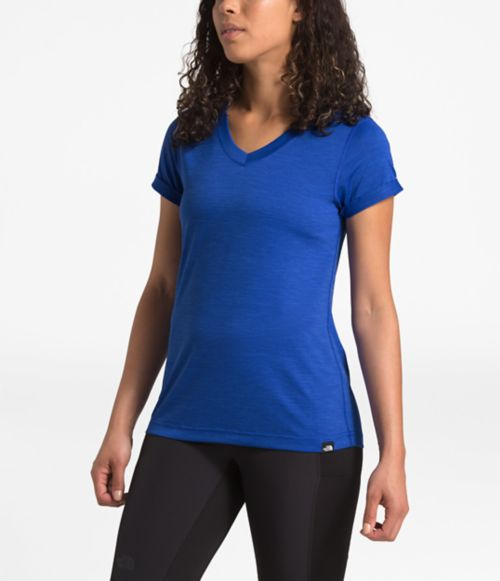 Women's HyperLayer FD S/S V-Neck-
