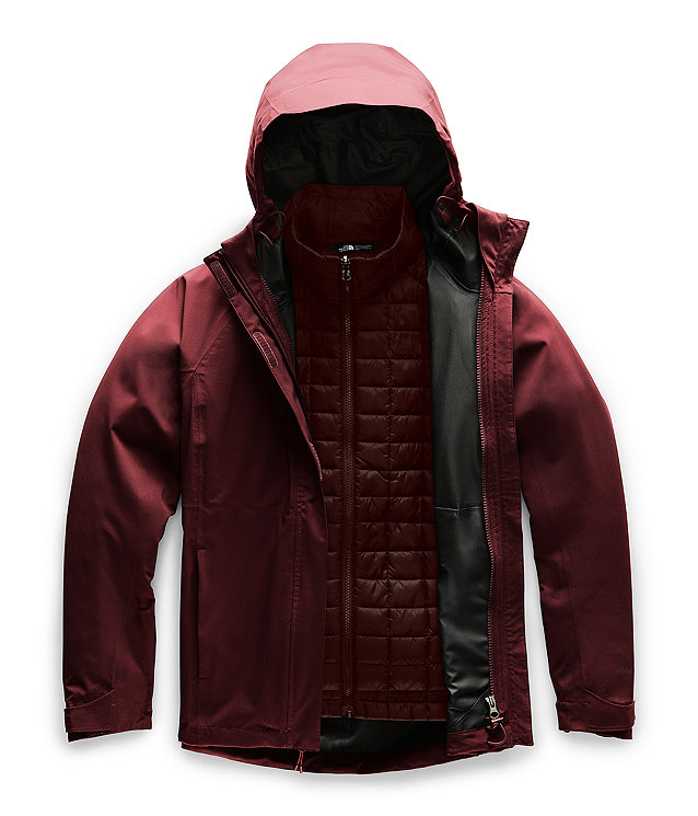 Women's ThermoBall™ Eco Triclimate® Jacket