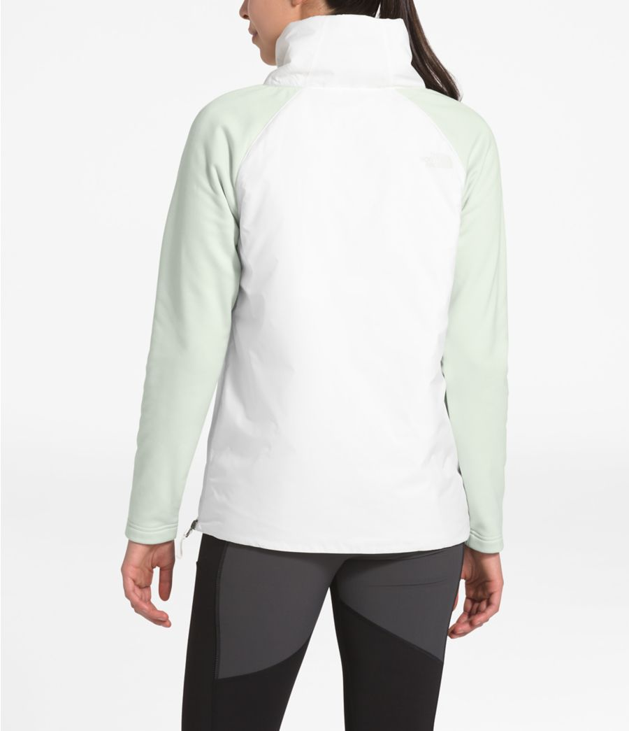 Women's Canyonlands Insulated Hybrid Pullover-