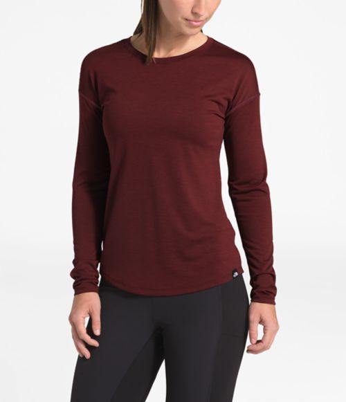 T-shirt à manches longues Hyperlayer FlashDry™ pour femmes-