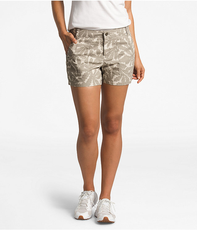 Women's Ridgeside Printed Shorts