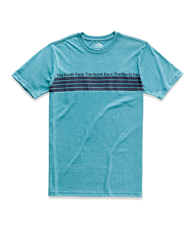 Men's Short-Sleeve Vintage Pyrenees Tri-Blend Tee