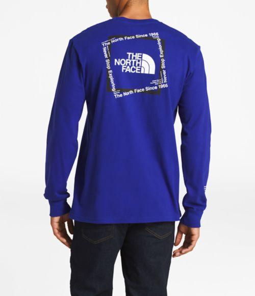 T-shirt épais '92 Rage à manches longues pour hommes-