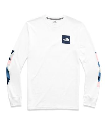 Men's L/S '92 Rage Heavyweight Tee by The North Face