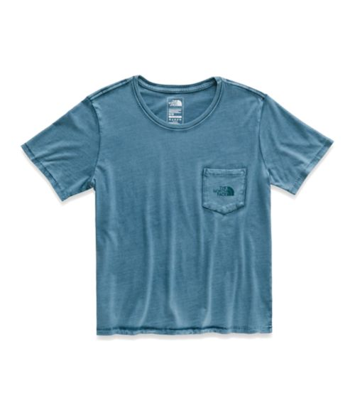 Women's Short-Sleeve Shine On Pocket Tee-