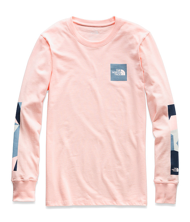 Women's L/S '92 Rage Heavyweight Tee