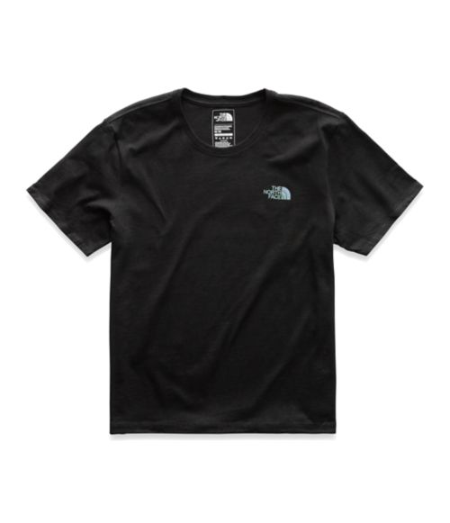 Women's Short-Sleeve Boxed Out Tee-