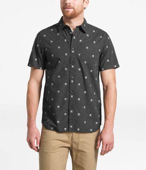 Men's Short-Sleeve Baytrail Jacq Shirt-