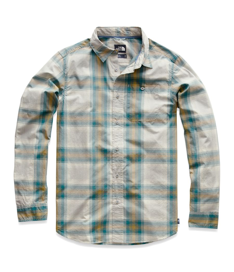 Men's Long-Sleeve Buttonwood Shirt-