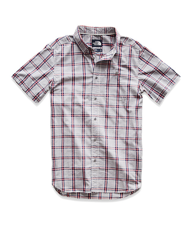 Men's Short-Sleeve Buttonwood Shirt
