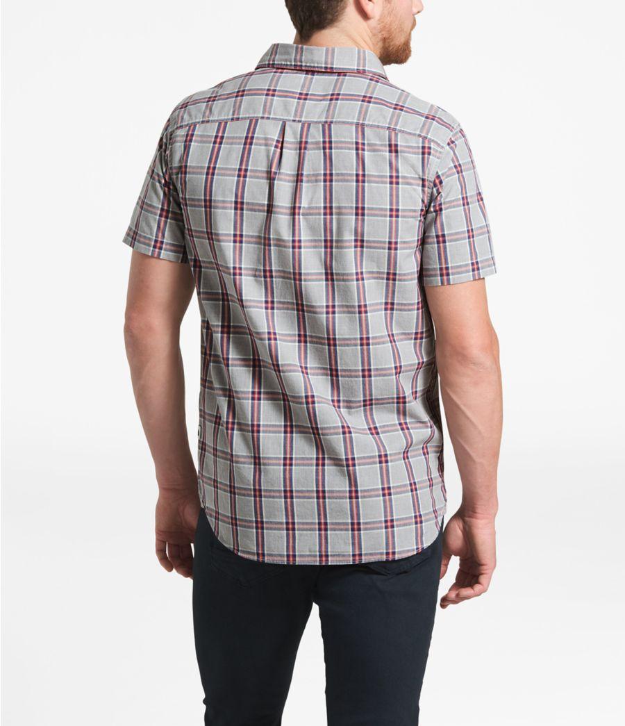Chemise à manches courtes Buttonwood pour hommes-