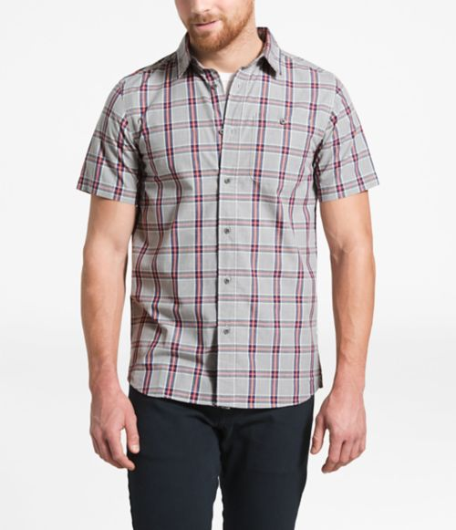 Men's Short-Sleeve Buttonwood Shirt-