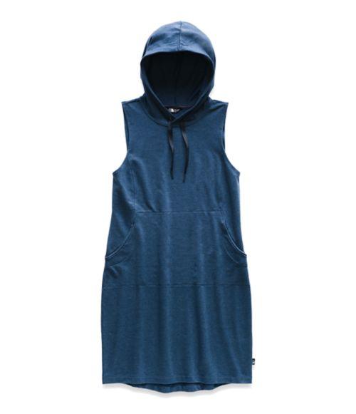 Women's Bayocean Sleeveless Hooded Dress-