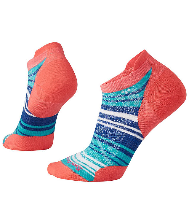 Women's Smartwool PhD® Run Ultra Light Striped Micro