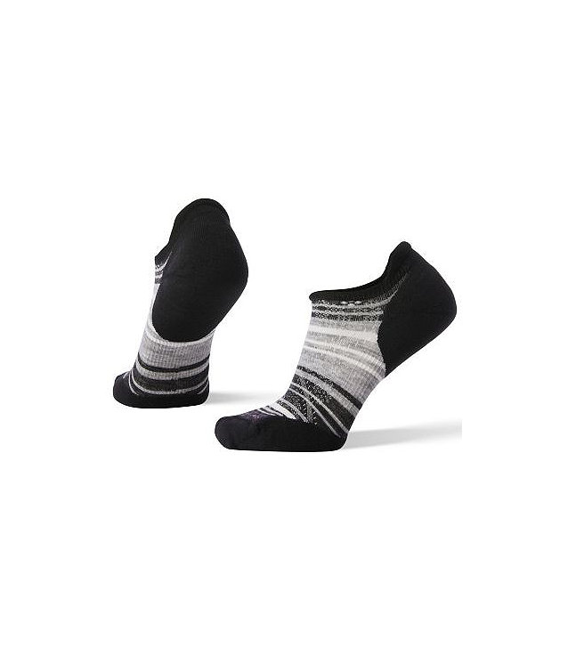 Smartwool Women's PhD® Run Light Elite Striped Micro
