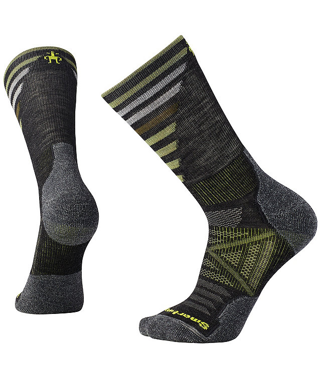 Smartwool PhD® Outdoor Light Pattern Crew