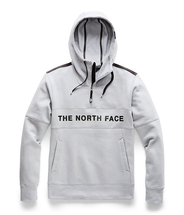 Men's Train N Logo ¼ Zip Hoodie