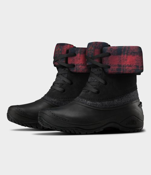 Women's Shellista II Roll-down Boots | The North Face