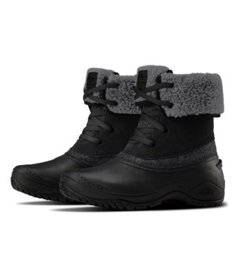 THE NORTH FACE Damen Thermoball Button up Stiefel
