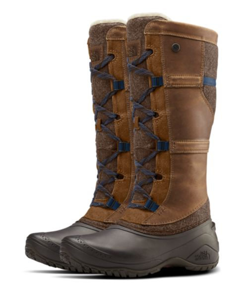 Women's Shellista IV Tall Boots   The North Face