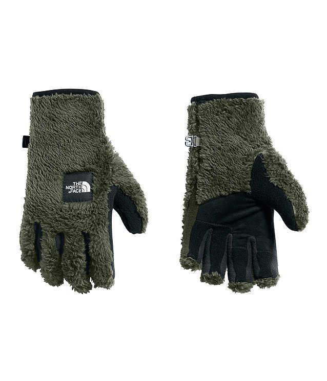 Women's Furry Fleece Etip™ Gloves