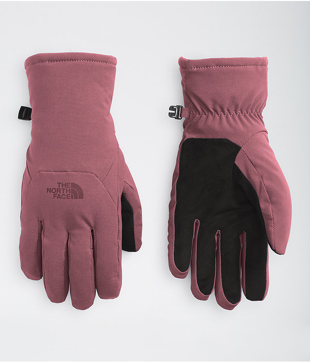 Women's Shelbe Raschel Etip Glove