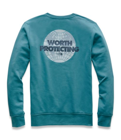Men's Defend Bottle Source Crew Fleece-
