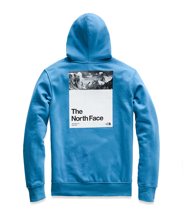 Men's Half Dome Stayframe Pullover Hoodie