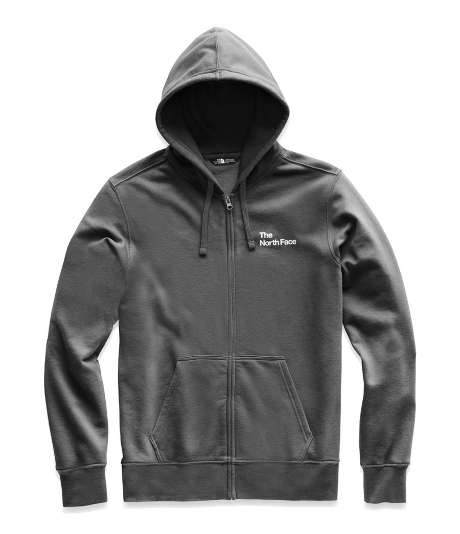 Men's Half Dome Explore Full Zip Hoodie-