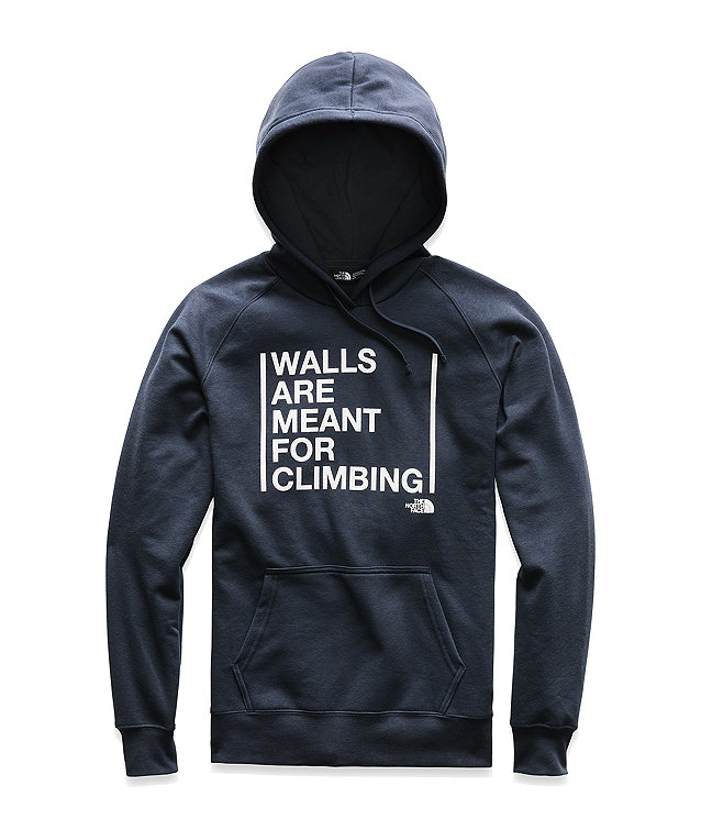 Women's Meant To Be Climbed Pullover Hoodie