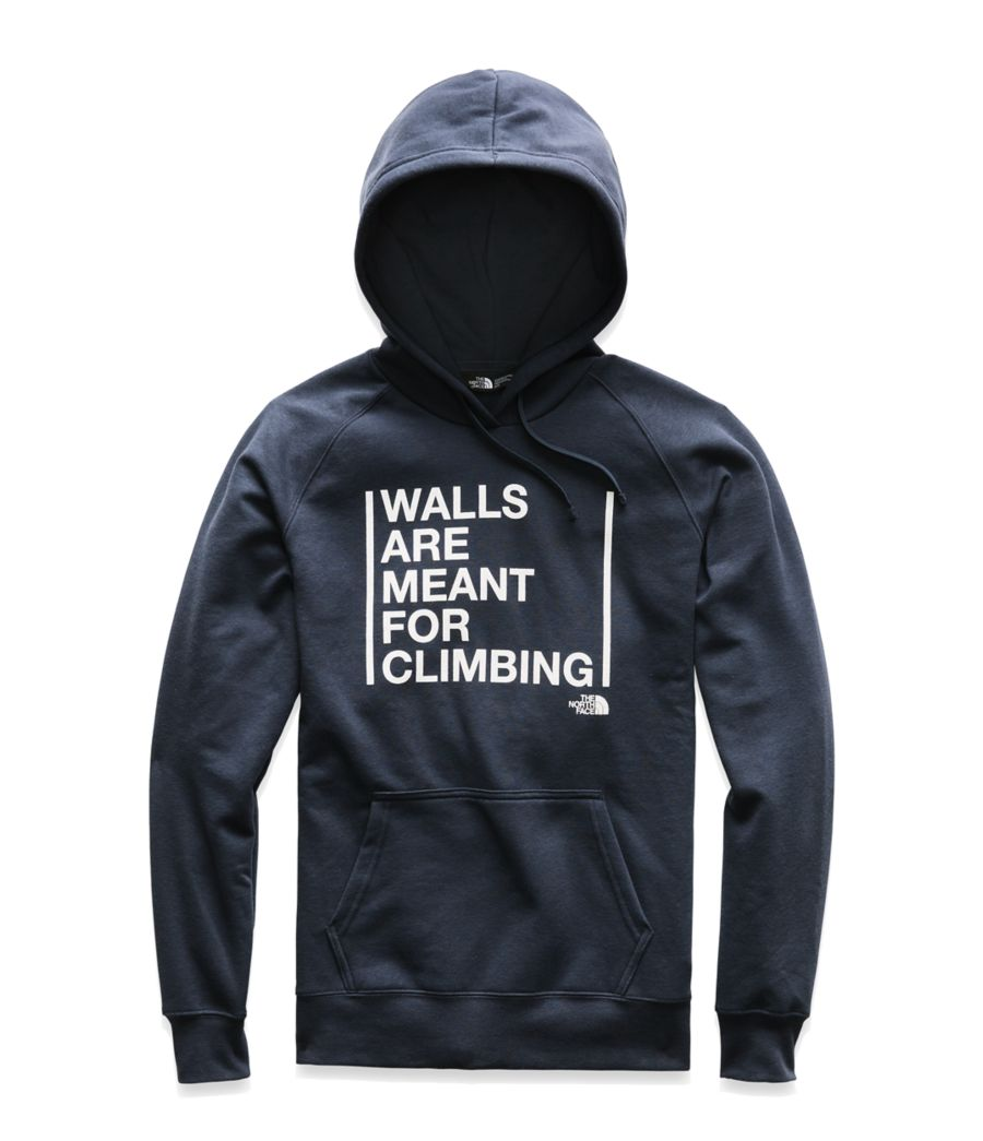 Women's Meant To Be Climbed Pullover Hoodie-