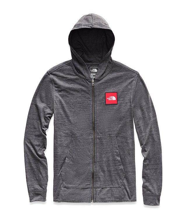 Men's Americana Tri-Blend Full Zip Hoodie
